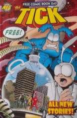 Tick (FCBD) #2014: Free Comic Book Day 2014