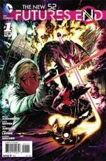 New 52: Futures End (2014-2015) #1 Variant A