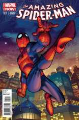 Amazing Spider-Man (2014-2015) #1.1 Variant B: Incentive Cover