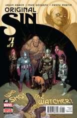Original Sin (2014) #1 Variant A