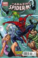 Amazing Spider-Man (2014-2015) #1.1 Variant D: Midtown Comics Exclusive