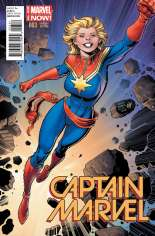 Captain Marvel (2014-2016) #3 Variant B: Incentive Cover