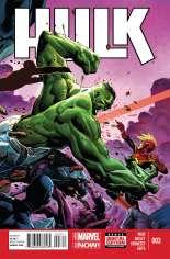 Hulk (2014-2015) #3 Variant A