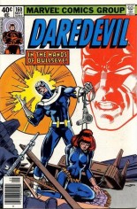 Daredevil (1964-1998) #160 Variant A: Newsstand Edition