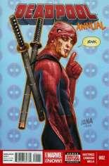 Deadpool (2012-2015) #Annual 2