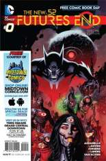New 52: Futures End (2014-2015) #0 Variant C: Free Comic Book Day 2014; Midtown Comics Exclusive