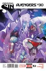 Avengers (2012-2015) #30 Variant A