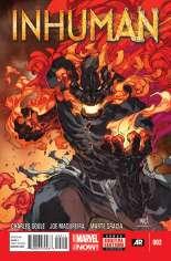 Inhuman (2014-2015) #2 Variant A