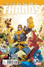 Thanos Annual (2014) #1 Variant C