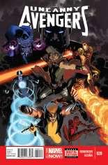 Uncanny Avengers (2012-2014) #20 Variant A