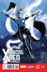Amazing X-Men (2014-Present) #Annual 1