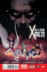 All-New X-Men (2013-2015) #28 Variant A