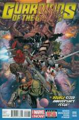 Guardians of the Galaxy (2013-2015) #14 Variant B: 2nd Printing