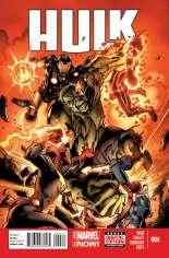 Hulk (2014-2015) #4 Variant A