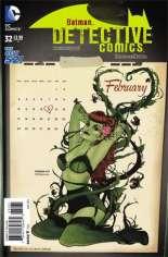 Detective Comics (2011-2016) #32 Variant C: DC Bombshells Cover