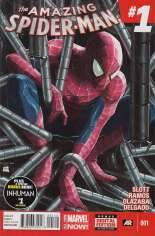 Amazing Spider-Man (2014-2015) #1 Variant ZO: 2nd Printing