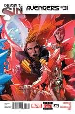 Avengers (2012-2015) #31 Variant A