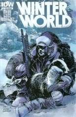 Winterworld (2014-2015) #1 Variant B: Subscription Cover