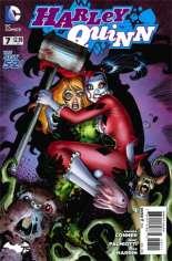 Harley Quinn (2013-2016)  #7 Variant A