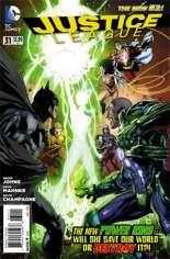Justice League (2011-2016) #31 Variant A