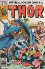 Thor (1966-1996) #292 Variant C: UK Edition