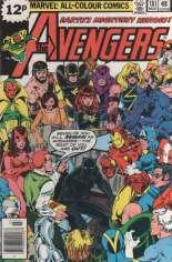 Avengers (1963-1996) #181 Variant B: UK Edition
