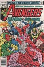 Avengers (1963-1996) #161 Variant C: UK Edition