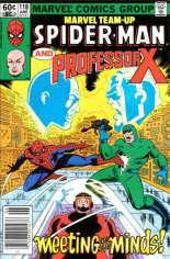 Marvel Team-Up (1972-1985) #118 Variant A: Newsstand Edition