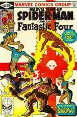Marvel Team-Up (1972-1985) #100 Variant B: Direct Edition