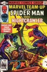 Marvel Team-Up (1972-1985) #89 Variant B: Direct Edition