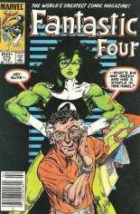 Fantastic Four (1961-1996) #275 Variant A: Newsstand Edition