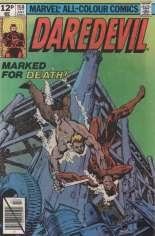 Daredevil (1964-1998) #159 Variant C: UK Edition