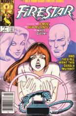 Firestar (1986) #1 Variant A: Newsstand Edition