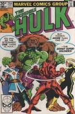 Incredible Hulk (1968-1999) #258 Variant C: UK Edition