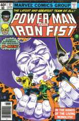 Power Man and Iron Fist (1978-1986) #57 Variant A: Newsstand Edition