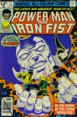 Power Man and Iron Fist (1978-1986) #57 Variant C: UK Edition