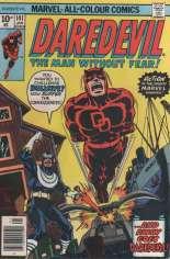 Daredevil (1964-1998) #141 Variant B: UK Edition