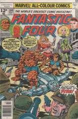 Fantastic Four (1961-1996) #180 Variant C: UK Edition
