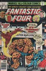 Fantastic Four (1961-1996) #181 Variant B: UK Edition
