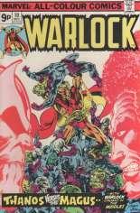 Warlock (1972-1976) #10 Variant B: UK Edition