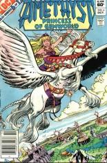 Amethyst, Princess of Gemworld (1983-1984) #6 Variant A: Newsstand Edition