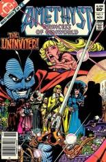 Amethyst, Princess of Gemworld (1983-1984) #7 Variant A: Newsstand Edition
