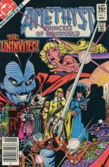 Amethyst, Princess of Gemworld (1983-1984) #7 Variant C: 75 Cent Variant