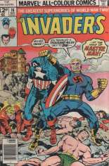 Invaders (1975-1979) #16 Variant B: UK Edition