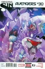 Avengers (2012-2015) #30 Variant C: 2nd Printing