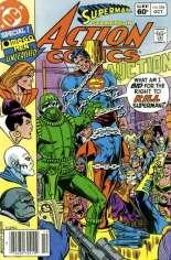 Action Comics (1938-2011, 2016-Present) #536 Variant A: Newsstand Edition