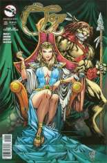 Grimm Fairy Tales Presents Oz: Age of Darkness (2014) #One-Shot Variant B