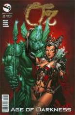 Grimm Fairy Tales Presents Oz: Age of Darkness (2014) #One-Shot Variant C