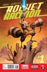 Rocket Raccoon (2014-2015) #1 Variant A