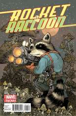 Rocket Raccoon (2014-2015) #1 Variant B: Incentive Cover